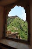 Jaygarh Fort i jaipur. Royaltyfri Bild