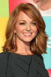 """Jayma Mays,Henry Fonda. LOS ANGELES - JUL 27:  Jayma Mays arrives at Fox's """"Glee"""" Academy: An Evening of Music With the Cast of Glee at The Music Box & Henry Royalty Free Stock Photography"""
