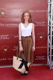 Jayma Mays,John Varvatos Stock Photography