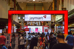 Jaymart buty Obraz Royalty Free