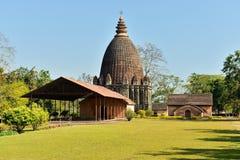Jaysagar-Tempel, Sivasagar, Assam Indien lizenzfreies stockbild