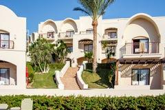 Jaz Belvedere dans le Sharm el Sheikh, la Mer Rouge, Egypte Photos stock