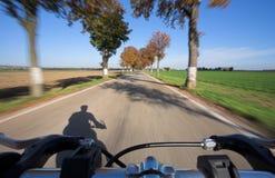 jazda rowerów Obraz Stock