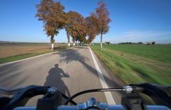 jazda rowerów Fotografia Stock