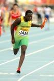 Jazeel Murphy de Jamaica Imágenes de archivo libres de regalías