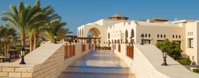 Jazu belweder w sharm el sheikh, Czerwony morze, Egipt Zdjęcie Royalty Free
