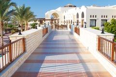 Jazu belweder w sharm el sheikh, Czerwony morze, Egipt Obraz Royalty Free