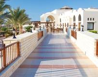 Jazu belweder w sharm el sheikh, Czerwony morze, Egipt Obrazy Royalty Free