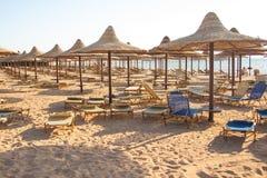Jazu belweder w sharm el sheikh, Czerwony morze, Egipt Obrazy Stock