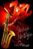 Jazz (διάνυσμα)  Στοκ εικόνες με δικαίωμα ελεύθερης χρήσης