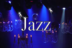 Jazz_01 Royalty Free Stock Image