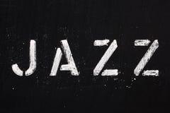 jazz Arkivbild
