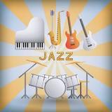 jazz Image stock