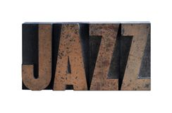 Jazz photo stock