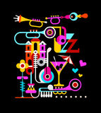 jazz Fotos de archivo libres de regalías