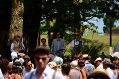 Jazz Age Lawn Party New York Fotografía de archivo
