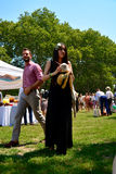 Jazz Age Lawn Party New York Royalty Free Stock Images