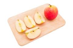 Jazz Apple  isolated onwhite background Royalty Free Stock Photo