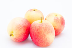 Jazz Apple on a white background Stock Images