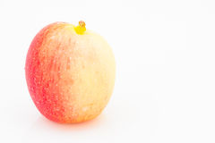 Jazz Apple on a white background Royalty Free Stock Photography