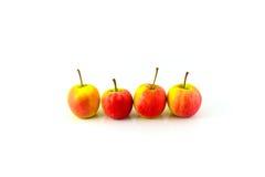 Jazz apples Stock Photo