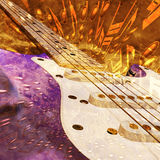 Jazz Background Royalty Free Stock Images
