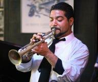 Jazz band Royalty Free Stock Photo