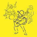 Jazz-band Images stock