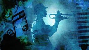 Jazz Blue stock video