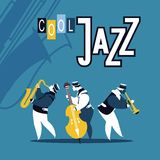 Jazz and blues Royalty Free Stock Photo