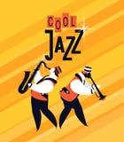Jazz and blues Stock Photo