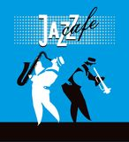 Jazz and blues Royalty Free Stock Photos