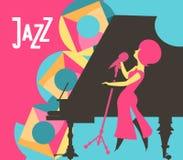 Jazz and blues Royalty Free Stock Image
