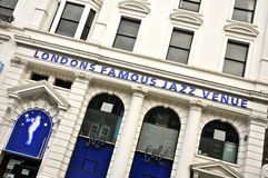 The Jazz Cafe, London Royalty Free Stock Image