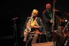 Jazz club Stock Images