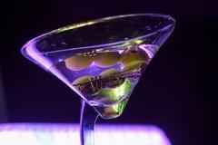 Jazz Club Trumpet Martini images libres de droits