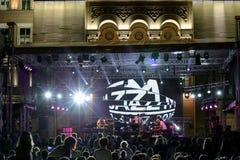 Jazz concert 1 Stock Images