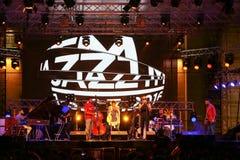 Jazz concert 2 Stock Photo
