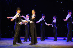 The Jazz Dance Stock Images
