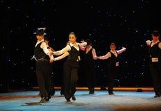 The Jazz Dance Stock Photos