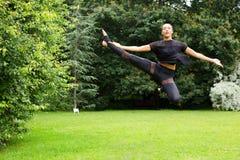 Jazz dancer Royalty Free Stock Photography