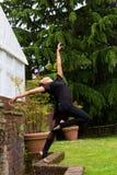 Jazz dancer Stock Photos