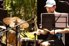 Jazz em Montevideo Foto de Stock