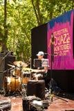 Jazz en Montevideo Imagen de archivo libre de regalías
