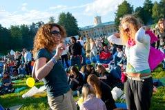 Jazz Fesstival di Usadba Fotografie Stock