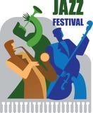 Jazz Festival Imagens de Stock Royalty Free