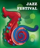 Jazz Festival Fotografia de Stock