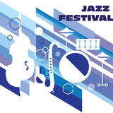 Jazz Festival Imagem de Stock Royalty Free