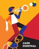 Jazz Festival Fotografia de Stock Royalty Free