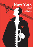 Jazz festival. Stock Photography
